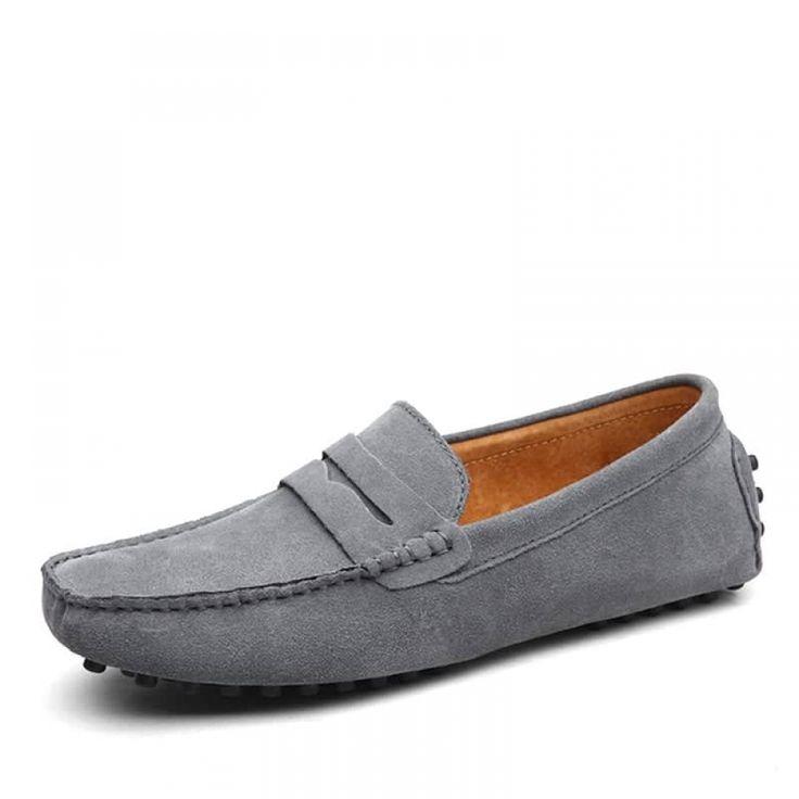 DEKABR <b>Summer Style</b> Soft Moccasins <b>Men</b> Loafers <b>Shoes</b> в 2019 г ...