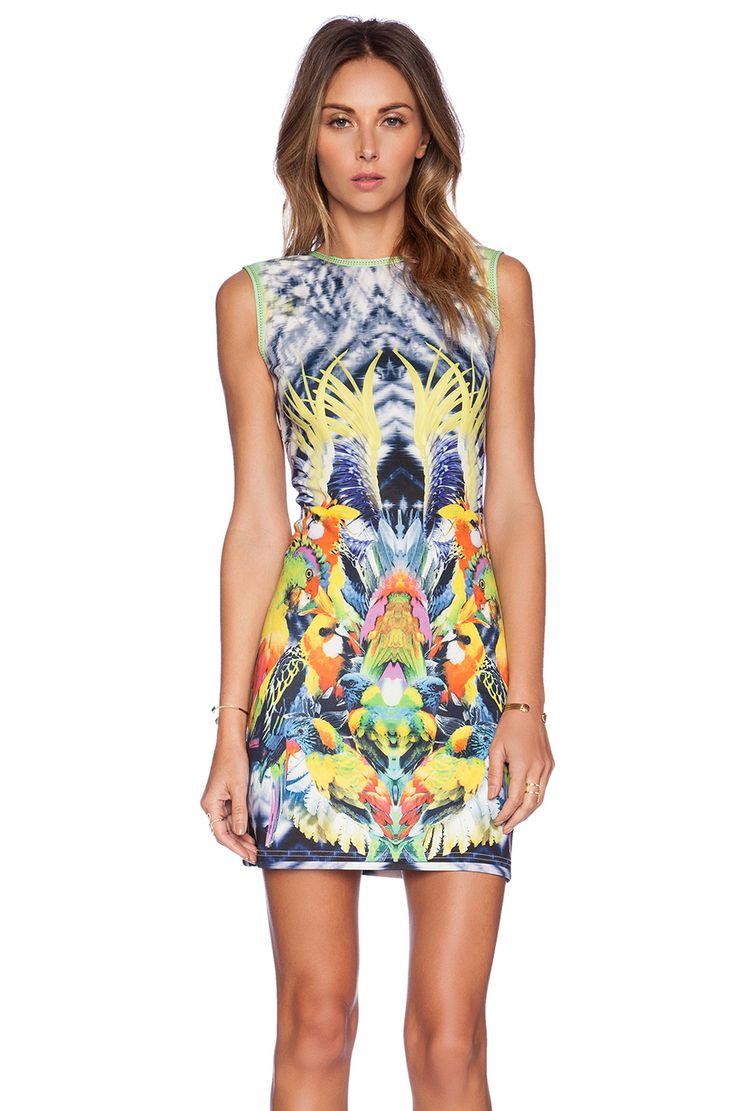 K A S New York Yuia Mini Dress in Multi | REVOLVE