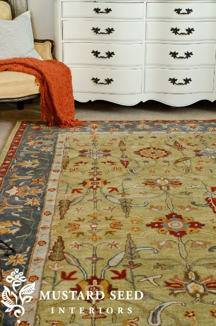 HomeGoods rugs make the perfect addition to a room. #HomeGoodsHappy