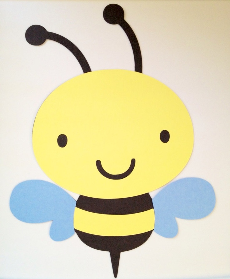 Bee Party Decoration by ArtfulCreationsByDeb on Etsy