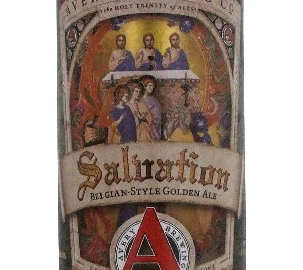 Avery Salvation 650ml Beer in New Zealand - http://www.frenchbeer.co.nz/beer-from-france-in-nz/avery-salvation-650ml-beer-in-new-zealand/ #French #Beer #nzbeer
