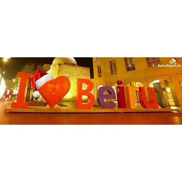 #Beirut will always be the city of life Merry #Christmas BNLER'S  by beirut_nightlife https://www.instagram.com/p/_rDEtZoHwV/ #Flickr via https://instagram.com/hotelspaschers