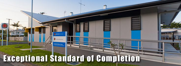State of the art Ambulance Station at Gordonvale: Commercial Construction Cairns Region