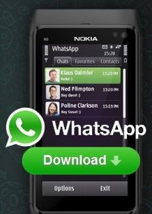 WhatsApp 2.16.38 Update Available for Nokia Symbian