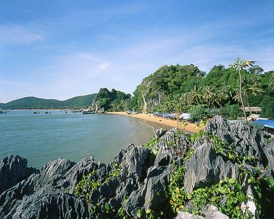 Irresistible charm of Pirate Island – Ha Tien
