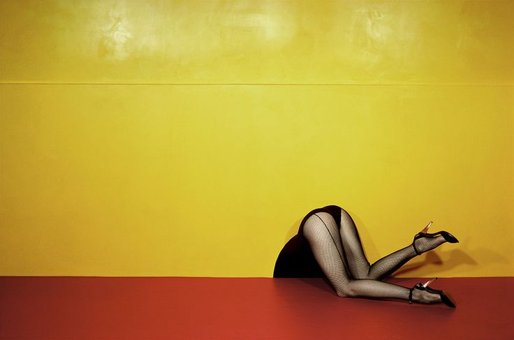 Charles Jourdan – Frühjahr 1979 © Guy Bourdin Estate, courtesy of Michael Hoppen Contemporary