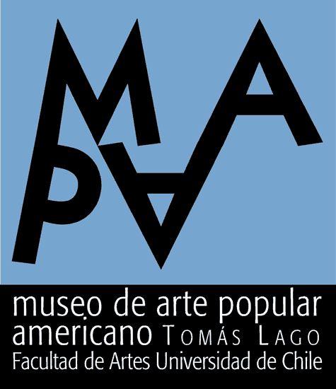 Logo Museo de Arte Popular Americano Tomás Lago, (MAPA).