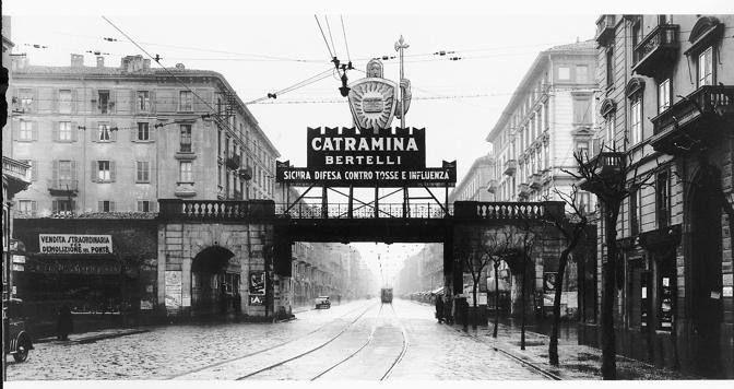 Milano_ viadotto di corso Buenos Aires. 1934