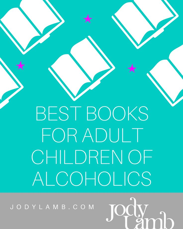 Best books for adult children of alcoholics (ACoAs). Here is a list of great books for adult children of alcoholics that helped me the most. They tackle the topics of PTSD, childhood trauma, co-dependency and other issues caused from our childhood and adolescent experiences in a dysfunctional, chaotic and abusive home environment with an alcoholic mom or dad - or both.