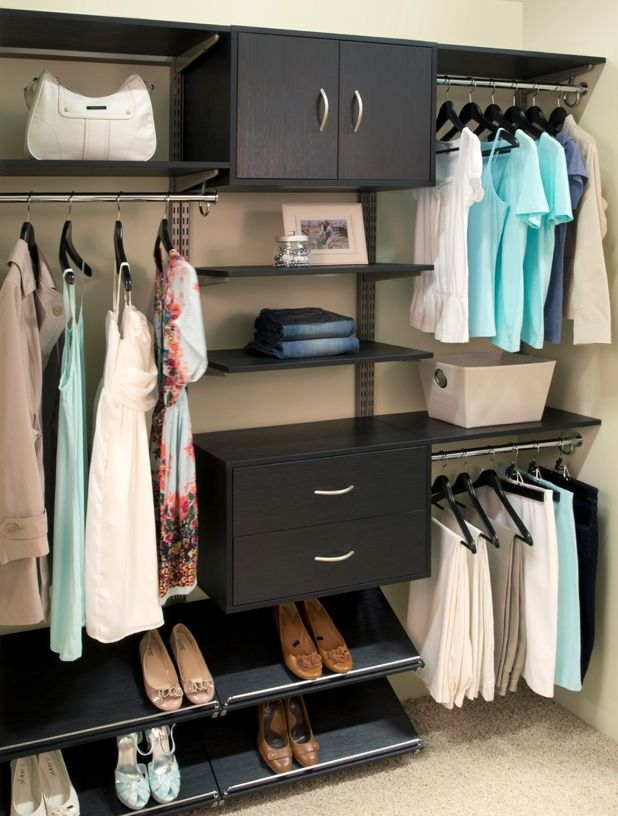 Freedomrail Closet #10 - Dream Closets For Master Bedrooms And Guest Bedrooms. Enjoy Spacious  Walk-in Closets U0026 Reach In Closets With Organized Living Closet Storage  Systems.