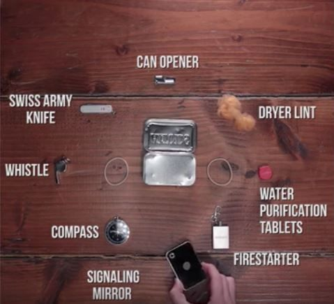 How To Build The Perfect Pocket Sized Survival Kit