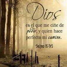 Salmos 18:32