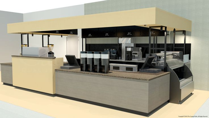 161 best kiosk design images on pinterest kiosk design for Indoor food kiosk design