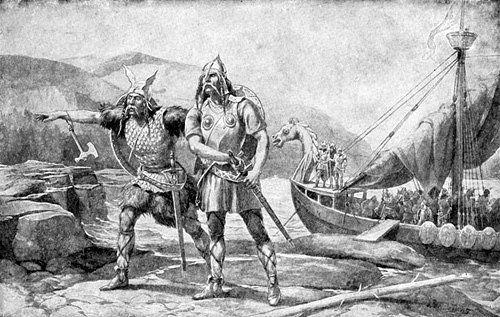 Был ли Колумб первооткрывателем Америки?