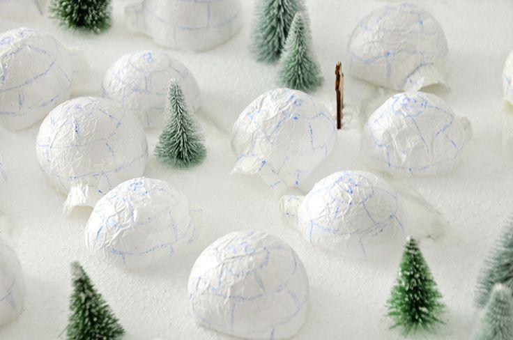 adventskalender iglu eishotel igloo ice hotel advent calendar weihnachten pinterest. Black Bedroom Furniture Sets. Home Design Ideas
