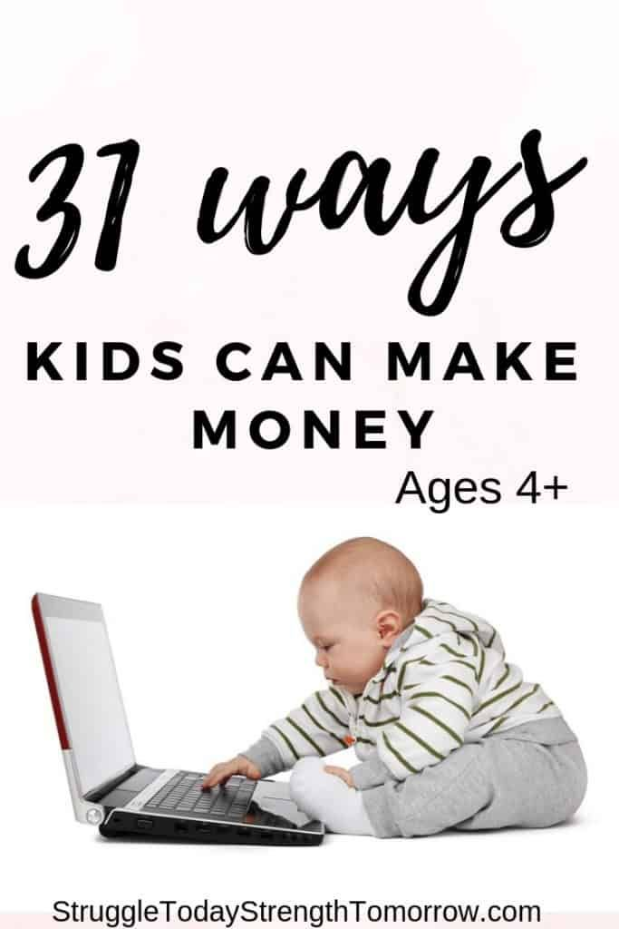 How To Make Money As A Kid During The Summer