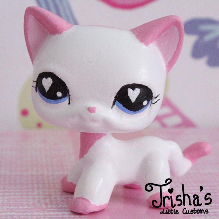 Littlest Pet Shop Custom Shorthair Cat Available On Ebay Lps