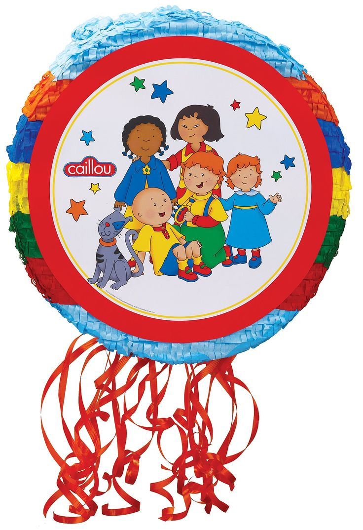 50 best Caillou birthday images on Pinterest | DIY, Birthday ideas ...