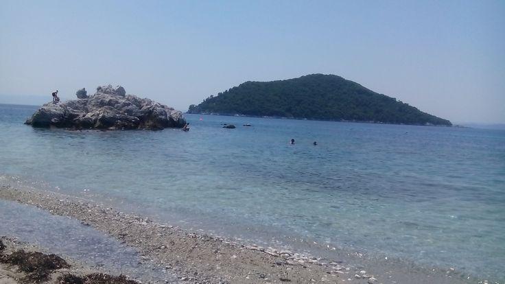 Milia beach
