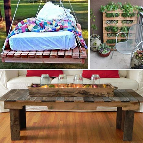 loopita bonita outdoor furniture. Projects From Pallets | 13 DIY Pallet To Load Your House With Charm En · Furniture PalletsPallet Outdoor Loopita Bonita E