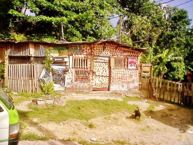 Shack in Jamaica