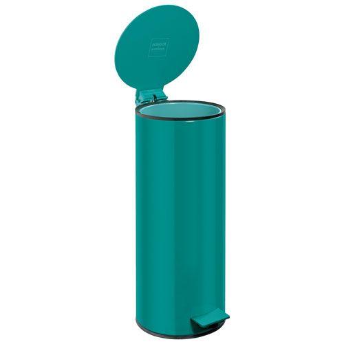 Poubelle en métal à pédale 5L Frisbee (4 col) Rossignol Perigot