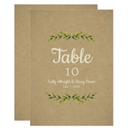 The 25 best marriage anniversary cards ideas on pinterest one country leaves table cards stopboris Images