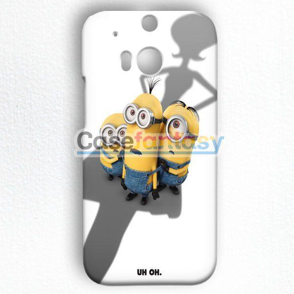 Minions Despicable Me Quotes HTC One M8 Case | casefantasy
