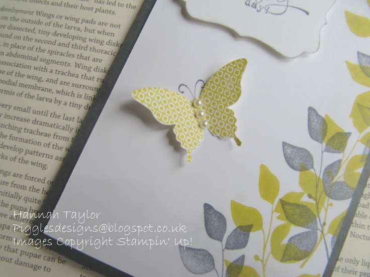 Papillon Potpourri, Summer Silhouettes, Bloomin Marvellous stamp sets