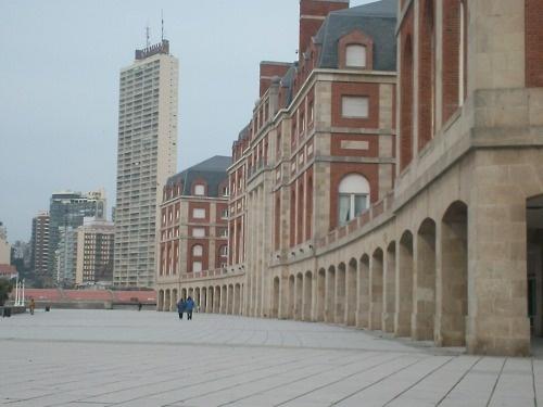 Mar del Plata...Hotel Provincial....