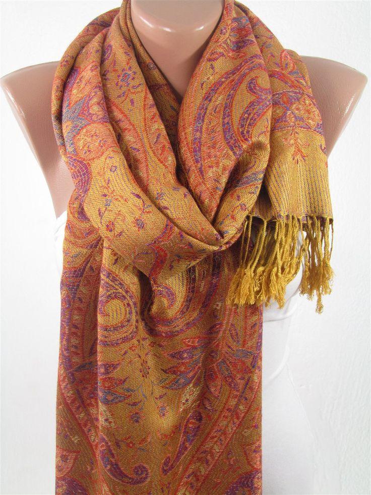 Pashmina Scarf Winter Scarf Shawl Wrap Women Fashion Accessories www.scarfclub.net