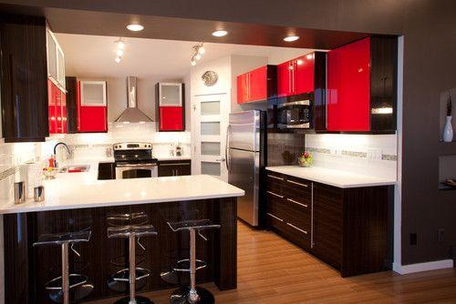 The Manchester - modern - kitchen - other metros - Galko Homes