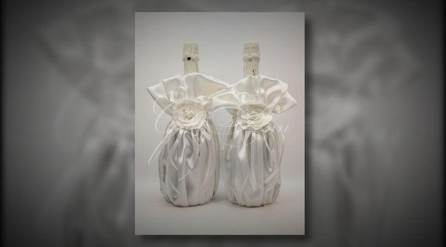 Украшение на свадебное шампанское Gilliann GLS168 http://www.wedstyle.su/katalog/anniversaries/svadebnye-bokaly/ukrashenija-na/ukrashenie-na-shampanskoe-na-svadbu-7125