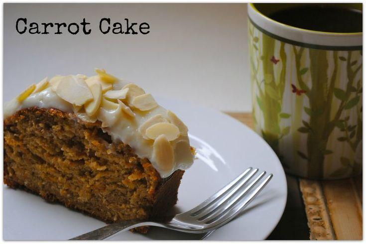 X Carrot Cake Recipes