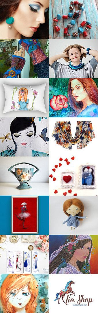 You are my dream  by Elena Doniy on Etsy--Pinned+with+TreasuryPin.com