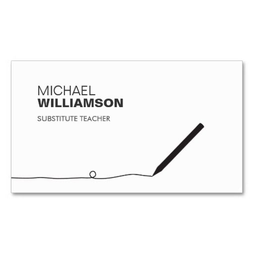 Substitute teacher business card template images business cards ideas teacher business cards templates free romeondinez teacher business cards templates free business card template for teacher cheaphphosting Choice Image