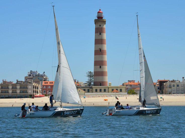 Passeio em veleiro pela 'Barra, Costa Nova ou São Jacinto' para grupos