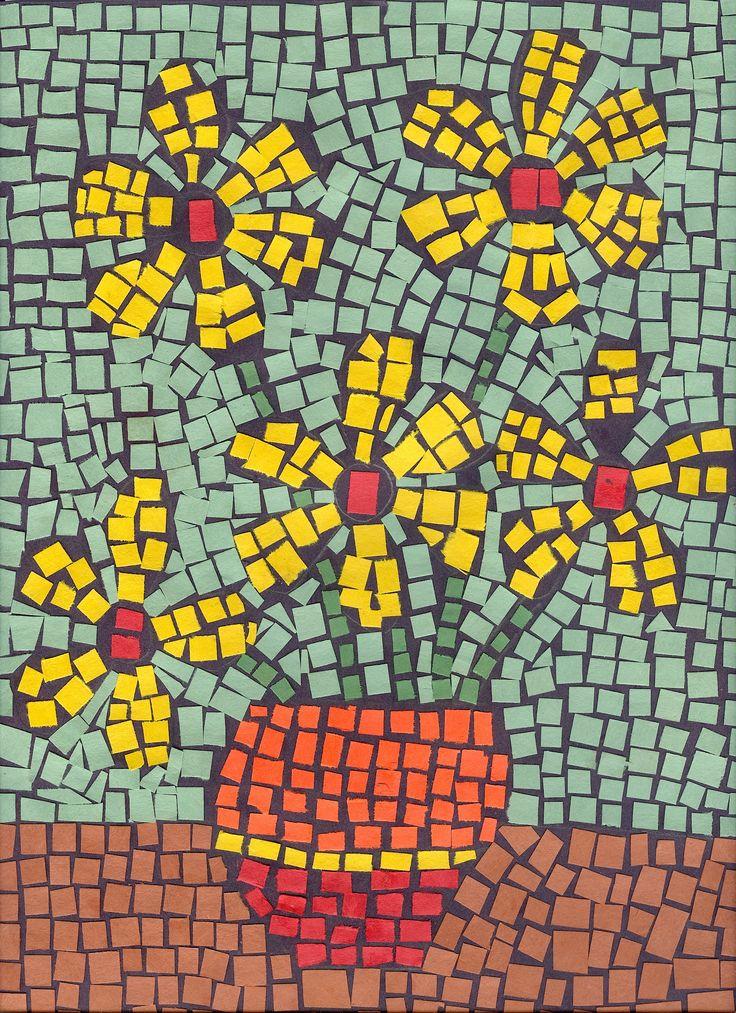 картинки задания для мозаики что