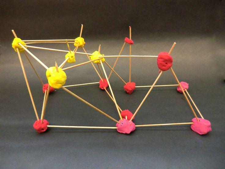 Naše fantastická školka- prostorová tvorba