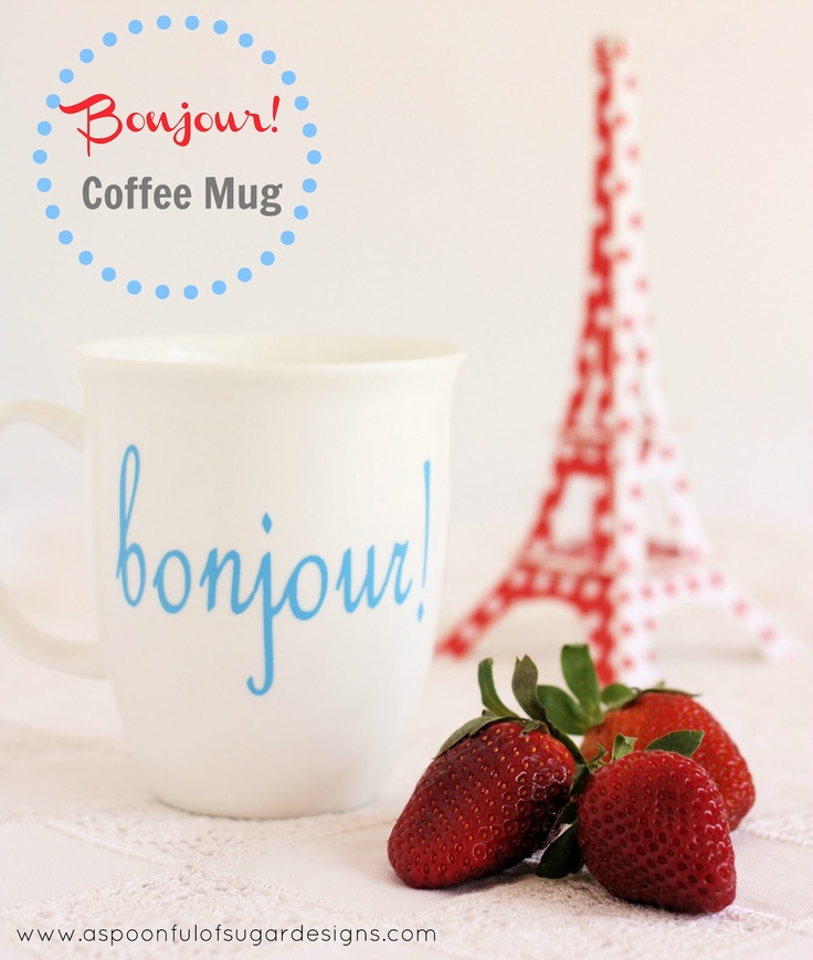 Bonjour! | A Spoonful of Sugar