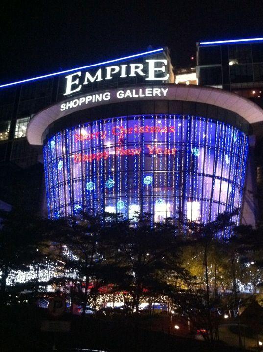 Empire Shopping Gallery in Subang Jaya, Selangor