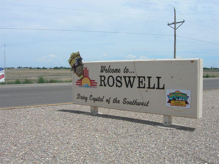 Pourquoi j'ai voulu visiter Roswell au Nouveau-Mexique ? - Visit the website to see all pictures http://www.amenagementdesign.com/blog-voyages/visiter-roswell-nouveau-mexique/