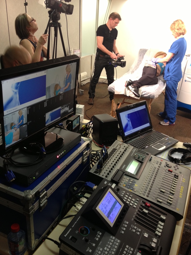 Some great behind the scenes shots of CoolSculpting by ZELTIQ at this weekend's IMCAS event in Paris!