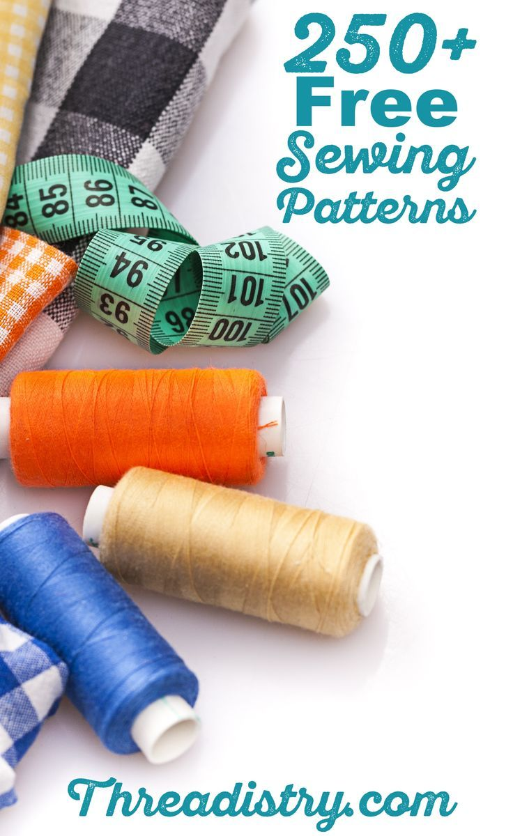 250+ free sewing patterns | quilts, bags, toys, skirts, dresses sewing projects and tutorials for everyone | Learn how to sew anything you want.