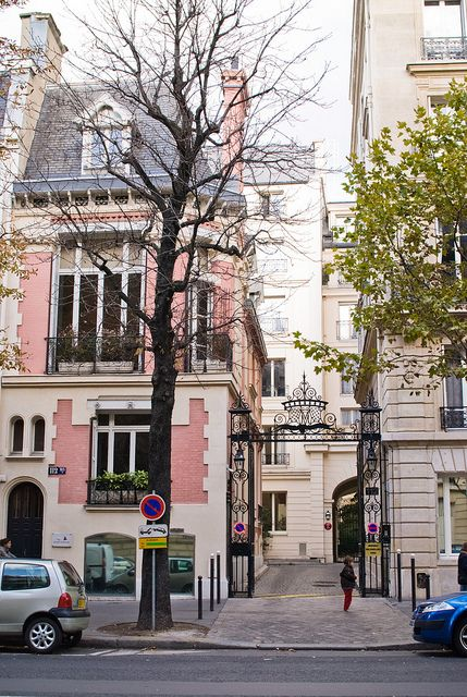 Boulevard Malesherbes, Paris XVII   #famfinder