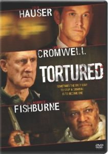 Tortured-DVD-Movie-USED-James-Cromwell-Cole-Hauser-Laurence-Fishburne