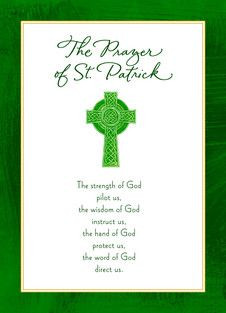 St Patrick Prayer