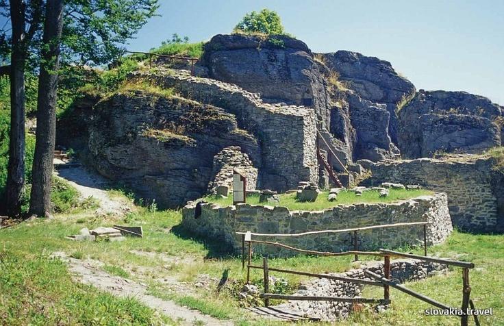 Slovakia, Banská Štiavnica - Castle