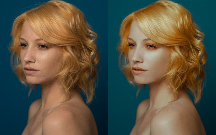 Before/After - Luce Retouch