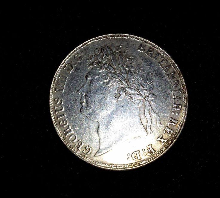 GRAN BRETAÑA 1822 George IV ,   FAKE | eBay